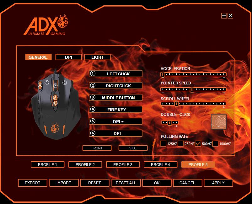ADX Firepower V02 MMO – Nördliv