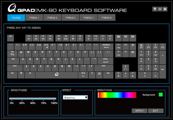 QPAD MK-90