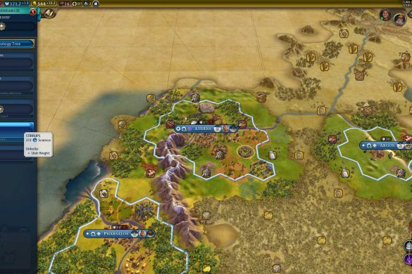 Sid Meier's Civilization VI Expansion: Rise and Fall