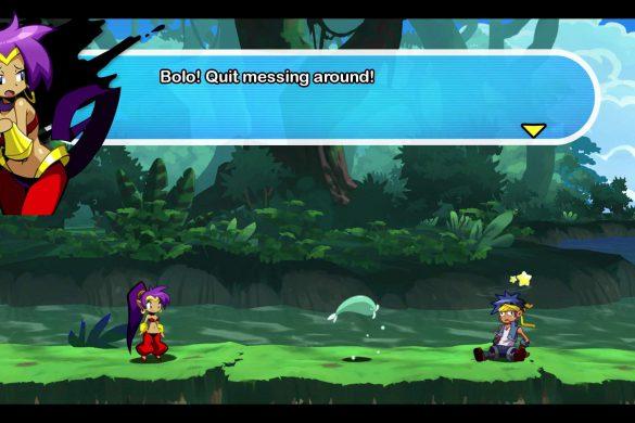 Shantae:Half-GenieHeroUltimateEdition