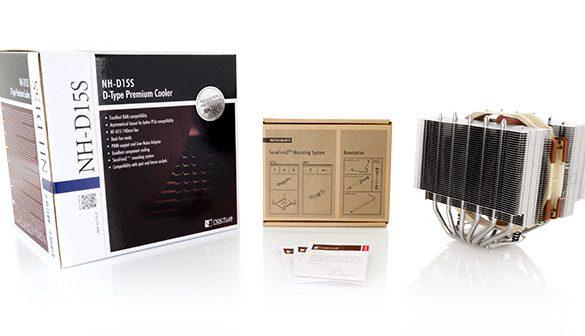 Noctua NH-DS15S | CPU Kylfläkt