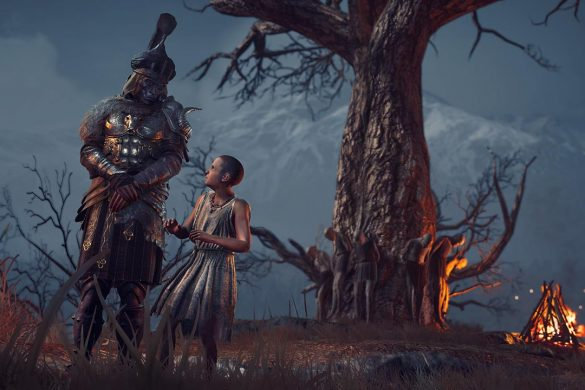 Assassin's Creed Odyssey: Legacy of the First Blade   Story Arc 1 Trailer