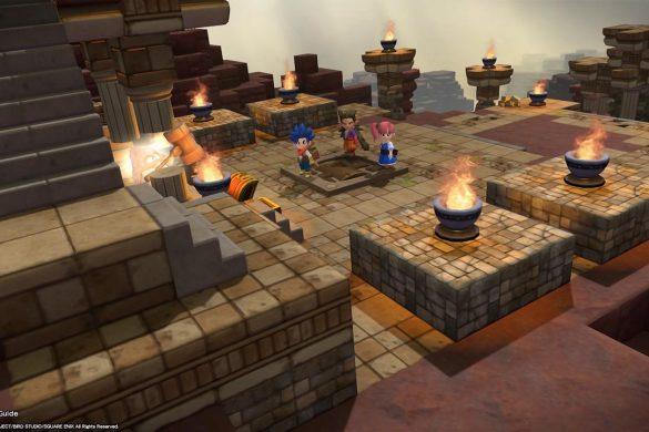 Dragon Quest Builders II