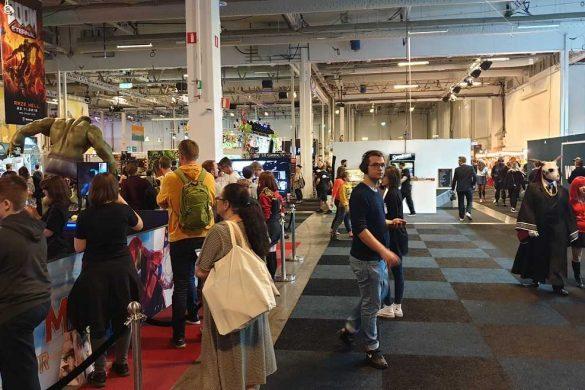 Comic Con Stockholm 2019 | Bilder & Upplevelse!