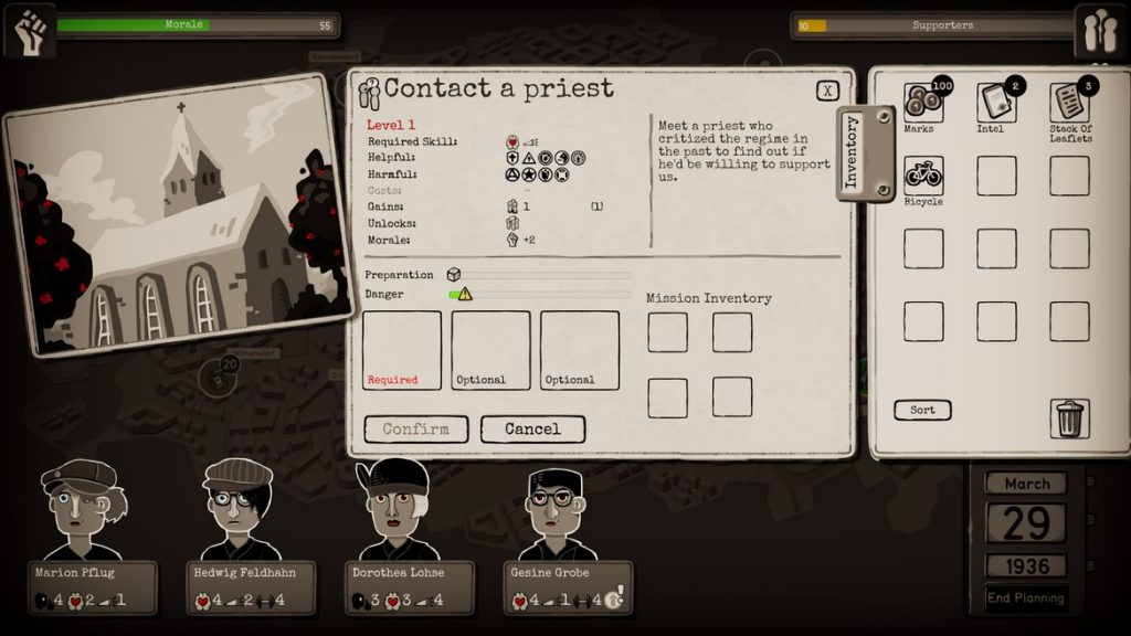gameplay skärmbild